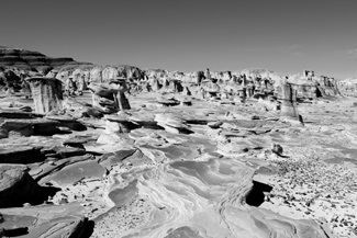 Bisti Waves in the Sand