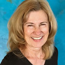 Mary Oishi