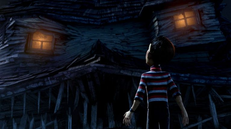 Monster House , Columbia Pictures (2006(