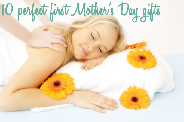 10 perfect first mother's day gifts @ohbotherblog