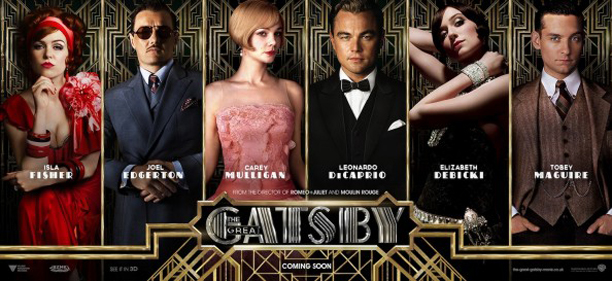 The Great Gatsby Poster @ohbotherblog
