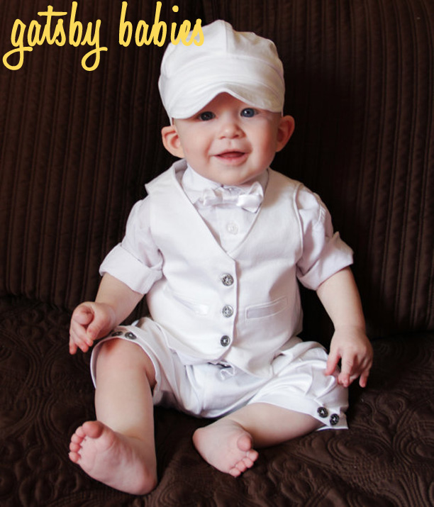Baby Boy Knicker Shorts Suit from CheeryGrooveCrafts @ohbotherblog