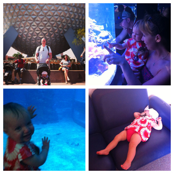 Baby Day at Epcot @ohbotherblog