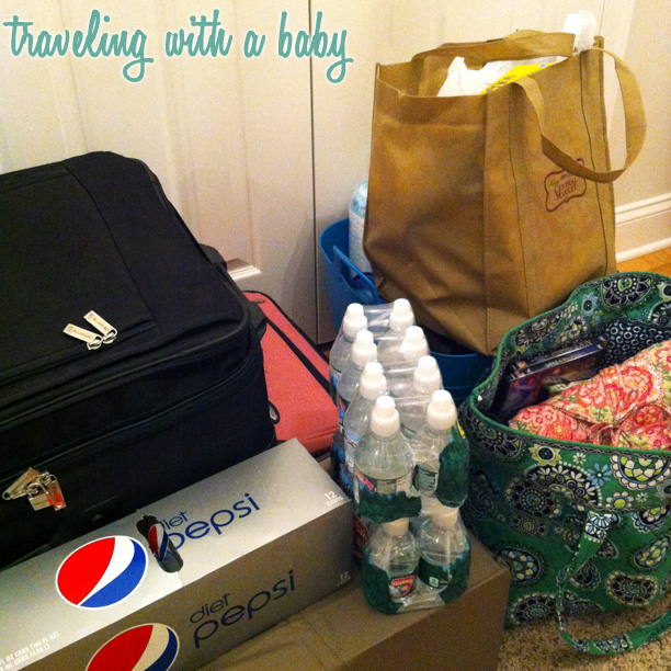 traveling to Disney World with a baby @ohbotherblog