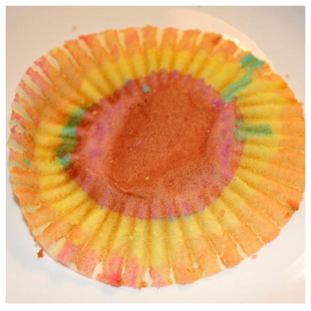Rainbow cupcake Pinterest win @ohbotherblog