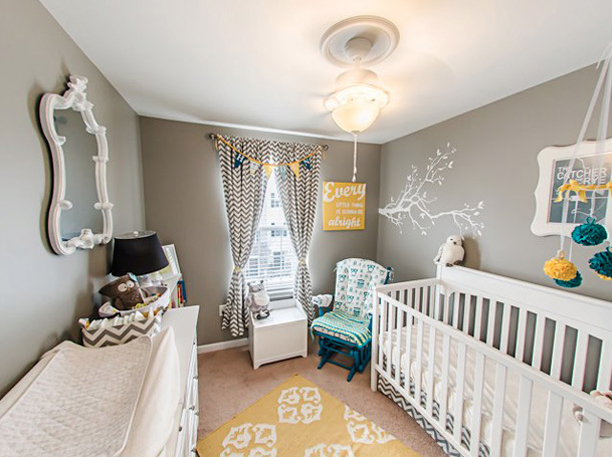 Holdens Nursery - Before @ohbotherblog