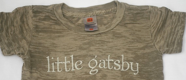 Little Gatsby Shirt from littlewakka