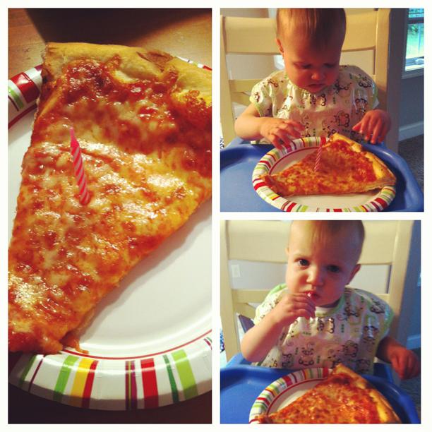 Birthday Pizza @ohbotherblog