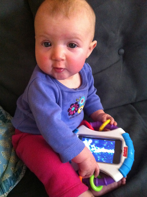 Fisher-Price Laugh & Learn Apptivity Case @ohbotherblog