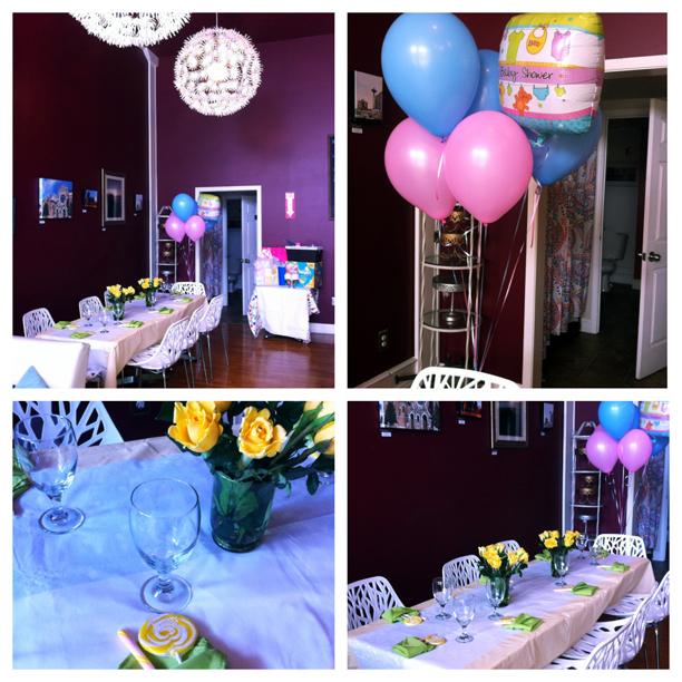 Whimsical Cupcakery Babyshower @ohbotherblog