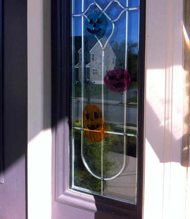 We've Been Booed Window Clings @ohbotherblog