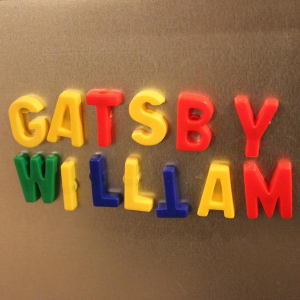 Gatsby William - baby boy name @ohbotherblog
