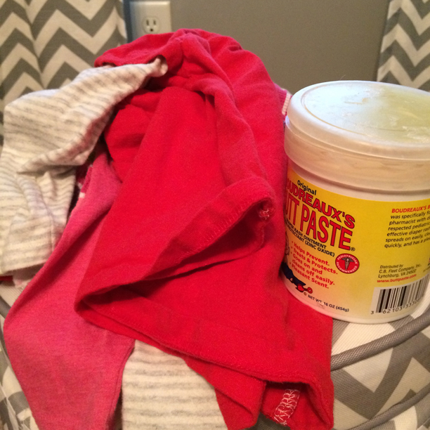the boudreaux's butt paste incident @ohbotherblog