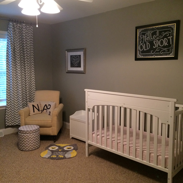 Transitioning from crib to big girl bed @ohbotherblog