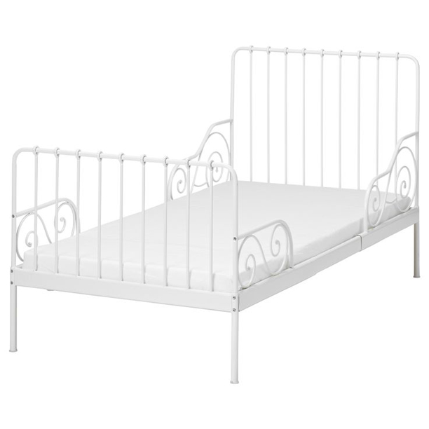 MINNEN Ext bed frame @ohbotherblog