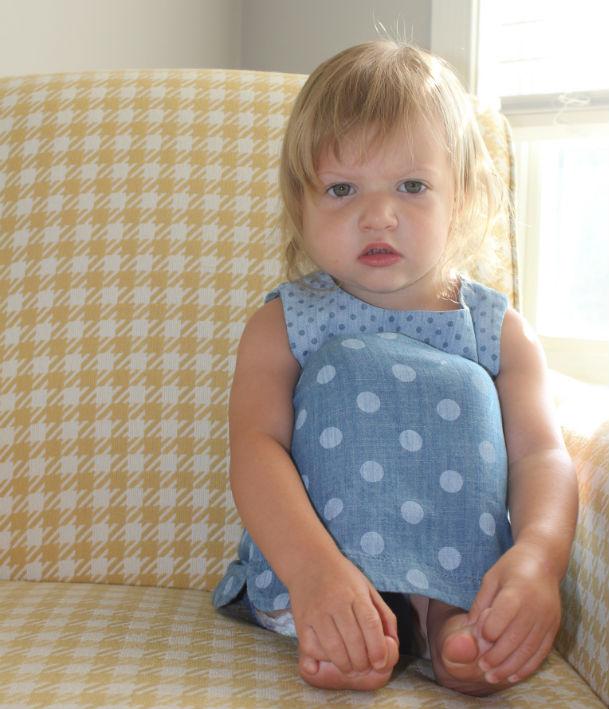 The toddler mullet @ohbotherblog