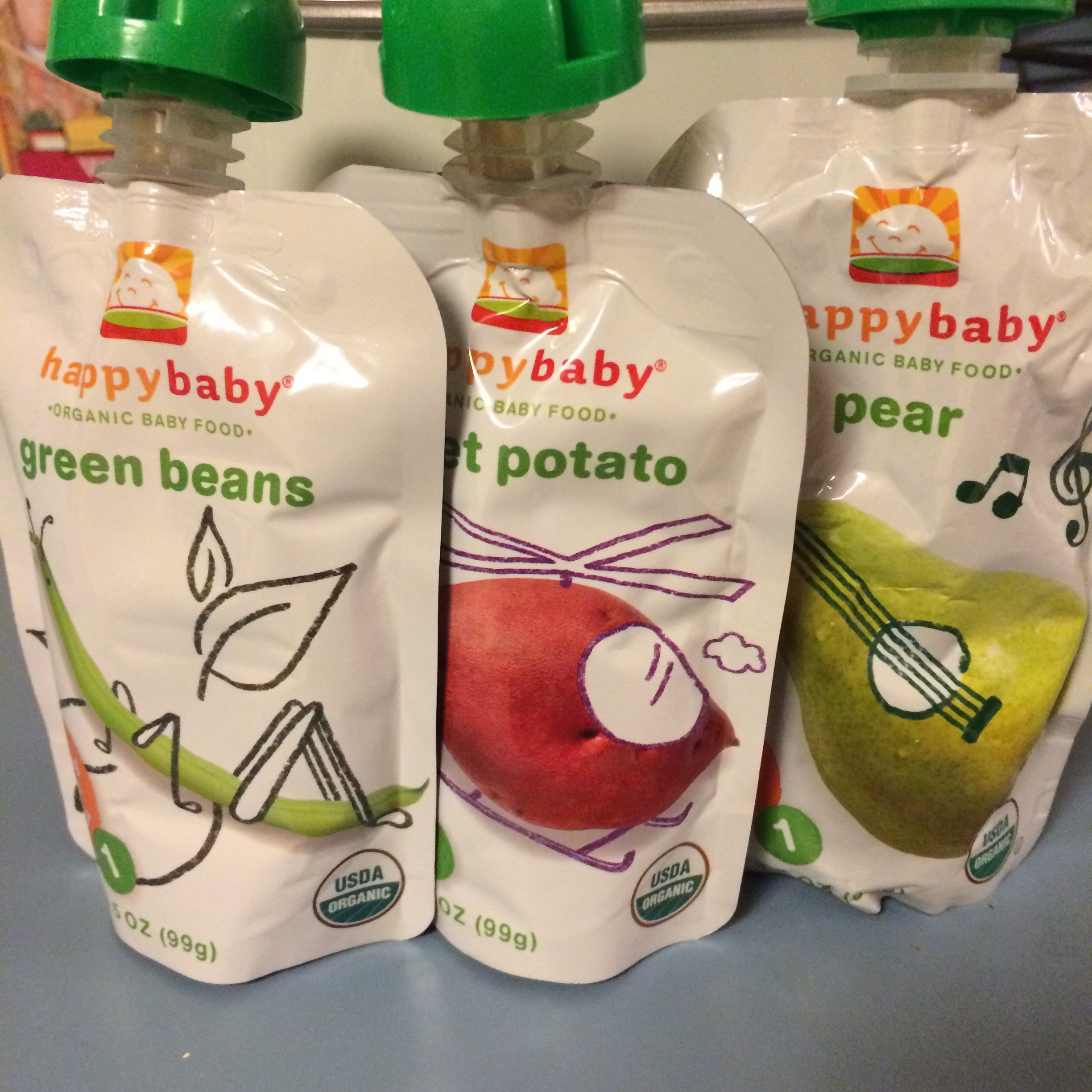 lazy mom's guide to making your own baby food @ohbotherblog