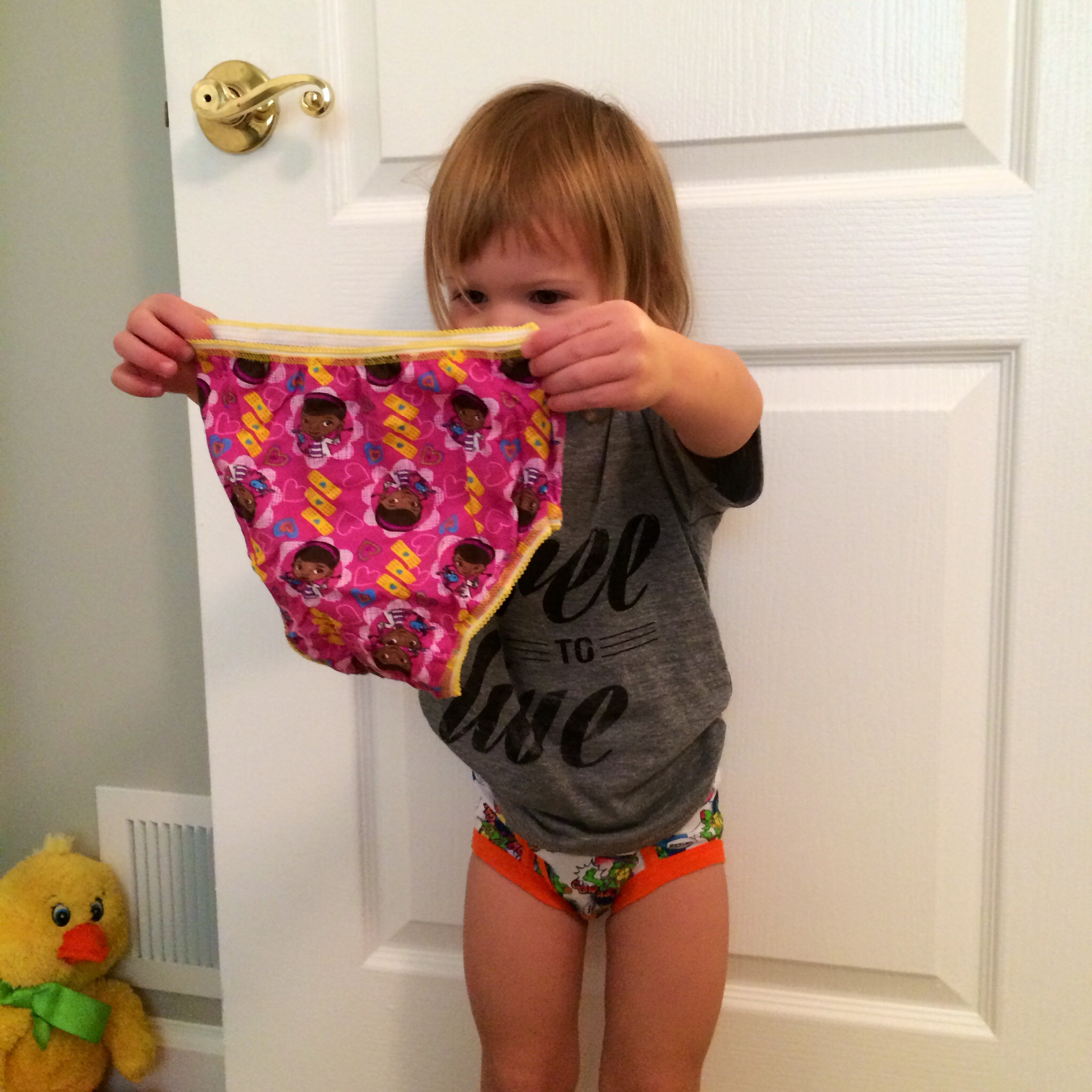 Potty Training Weekend with a 2.5 year old @ohbotherblog