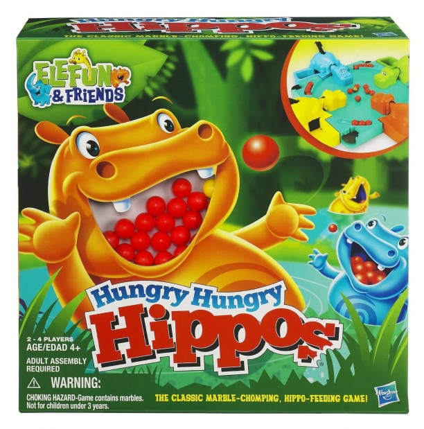 hungry hungry hippo toddler