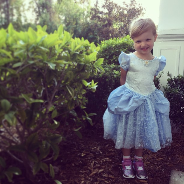 Pack your princess dresses for Disney World @ohbotherblog