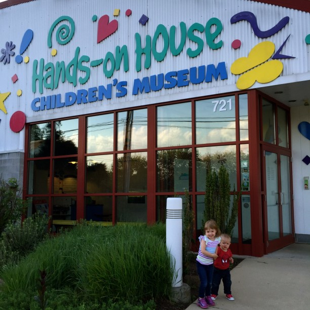 Hands-on House Children's Museum Lancaster PA @ohbotherblog