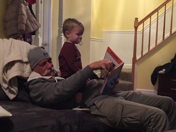 GB loves his Duke @ohbotherblog