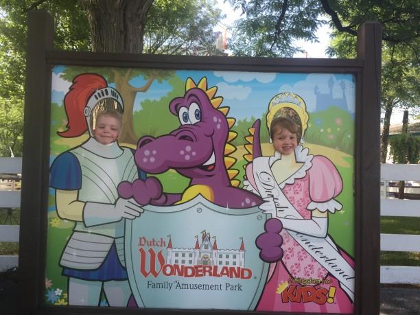 A trip to Dutch Wonderland @ohbotherblog