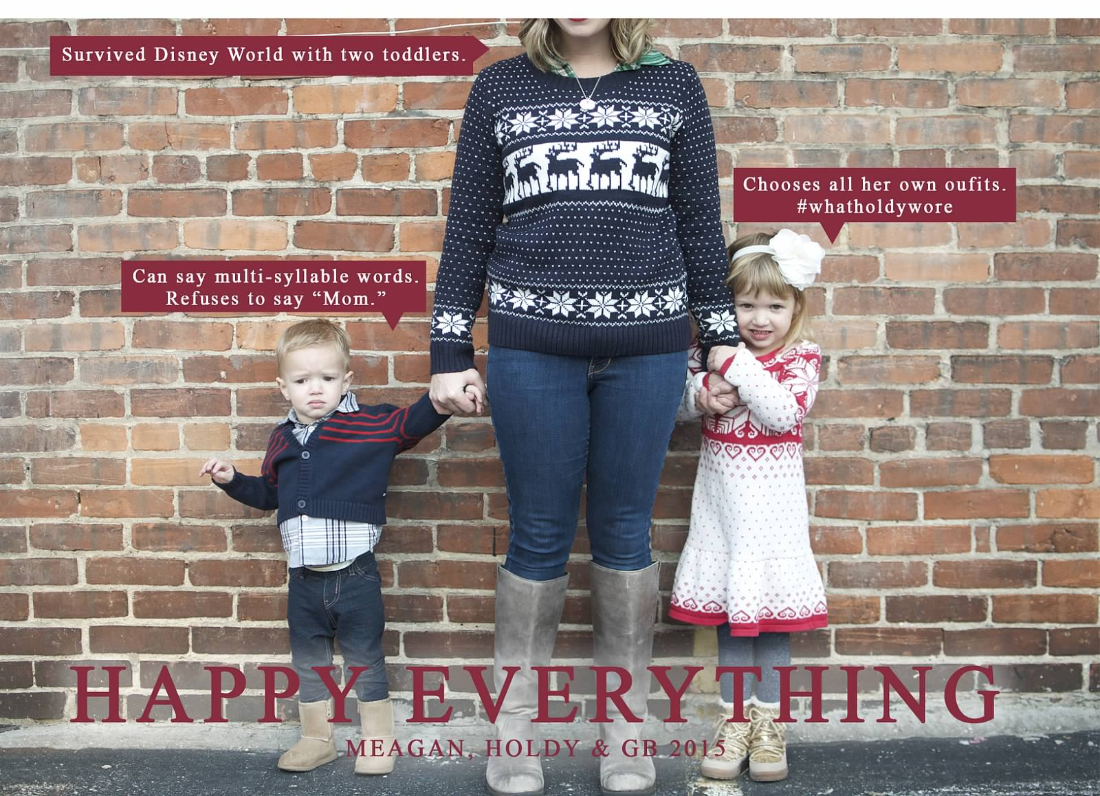 Christmas Card Photos 2015 @ohbotherblog