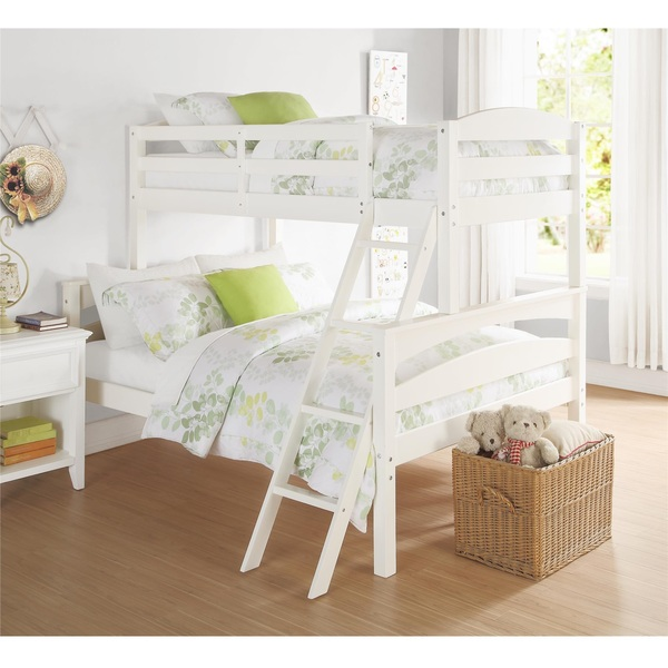 Dorel Living Brady Bunk Bed @ohbotherblog