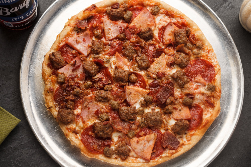 specialty pizza -