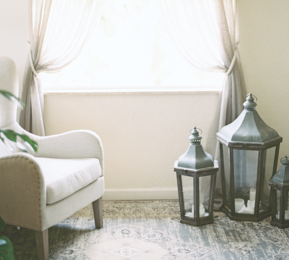 Beauty + Functionality - per room Styling and decor