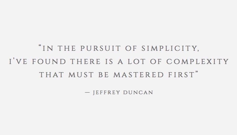 Jeffrey Duncan Quote 4