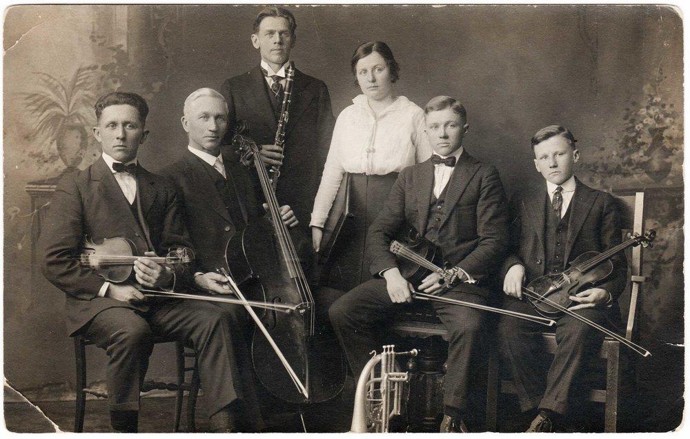 Tjernagel Family Orchestra