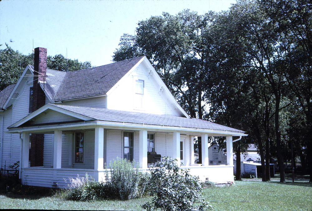Tjernagel home on Follinglo farm