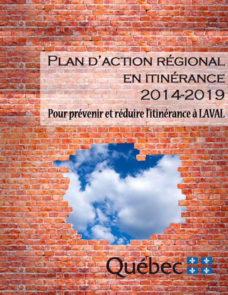 Plan d'Action régional en itinérance 2014-2019