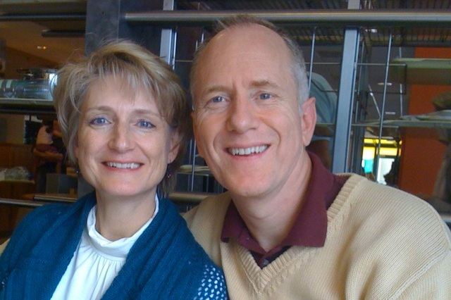 Fred & Janet Young - World VentureBelgium