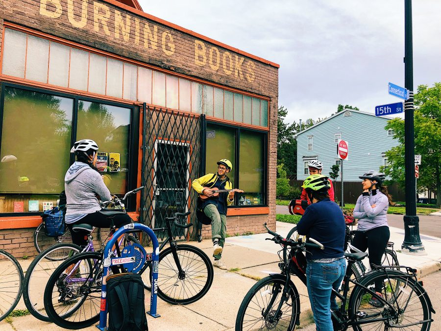 Buffalo B/Sides Bike Tour