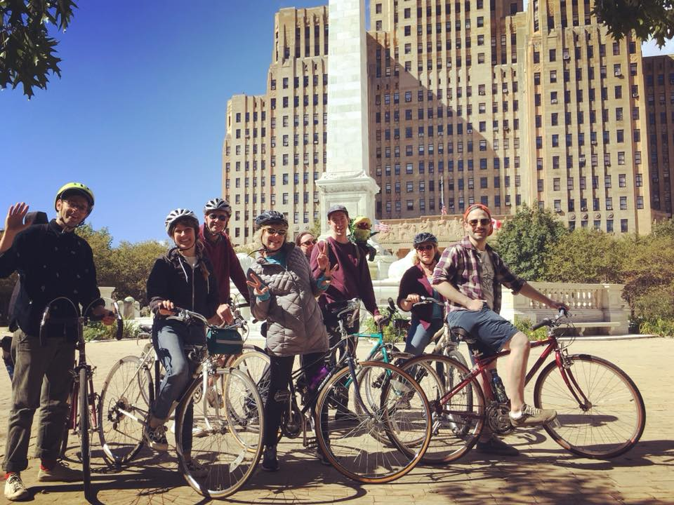 Buffalo's Greatest Hits Bike Tour