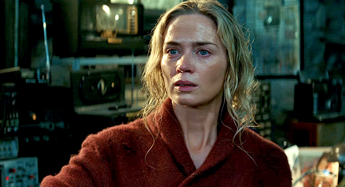 A Quiet Place - In my top three for 2018, this thriller from John Krasinski is a true masterclass in suspense. It's no surprise it didn't make much of an impression with the academy, horror/thriller movies never really do, but this is an incredible high-concept thriller with some stellar performances. Sure it's about noise-hunting monsters, but it's also about a family that cares deeply for one another and Krasinski's true aim, to create the film as a love letter to his kids, shines through.