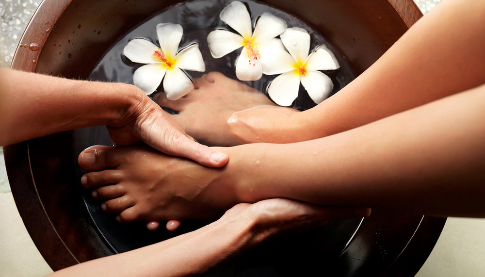spa pedicure / pedi in townsville
