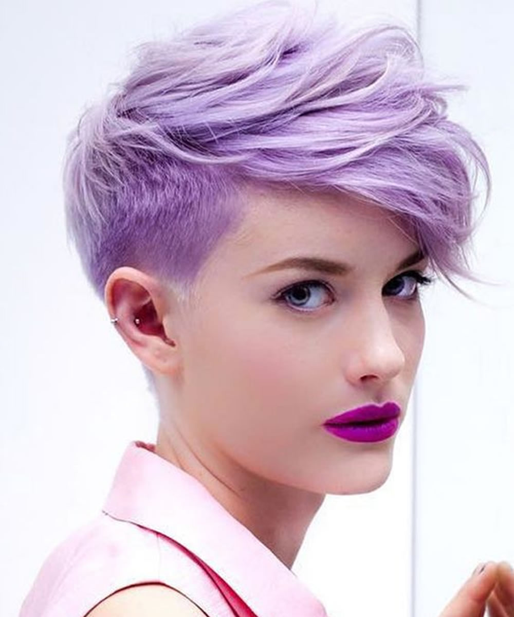 Grown-Out Pixie - Click Here NOW to see more.