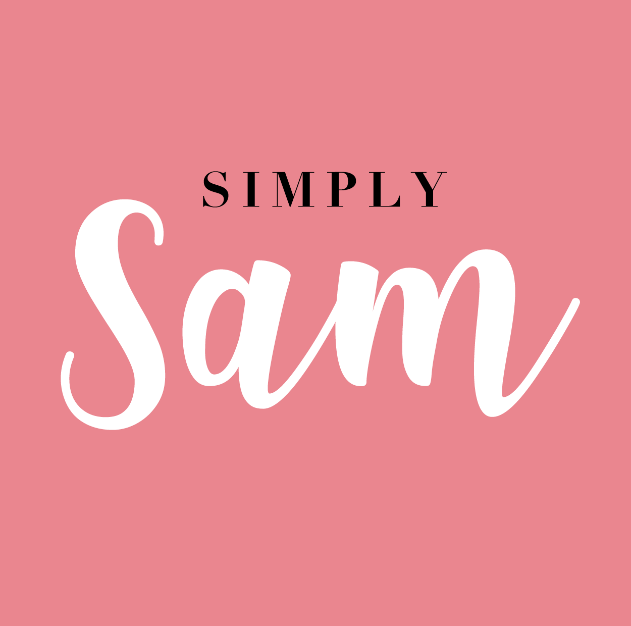 Simply Sam Organization + Design