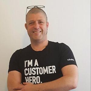 Tom Carnewal - Director Customer Operations Benelux @ Altares -Dun & Bradstreet