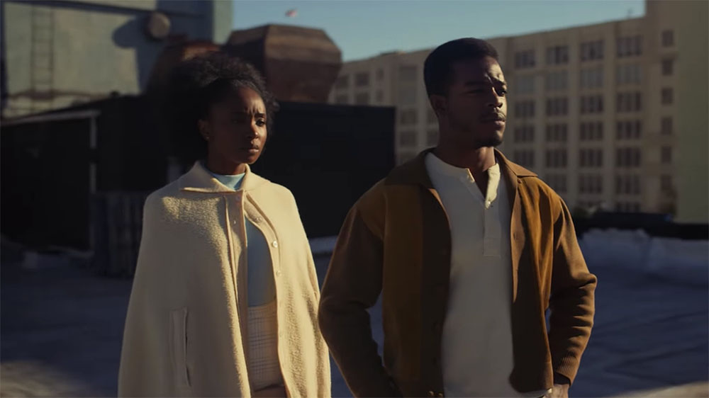If Beale Street Could Talk, the film.