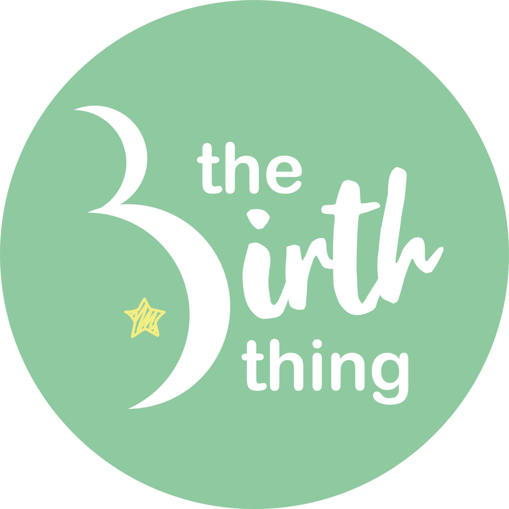 The Birth Thing GREEN CIRCLE.png