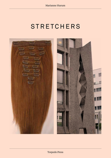 Stretchers  Solo exhibition and fanzine release  W17 Kunstnernes Hus, Oslo  2012