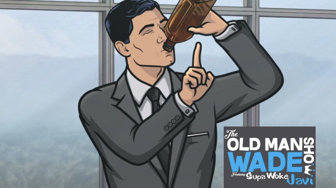 Old Man Wade's Favorite Fictional Drinking Buddies — Old Man