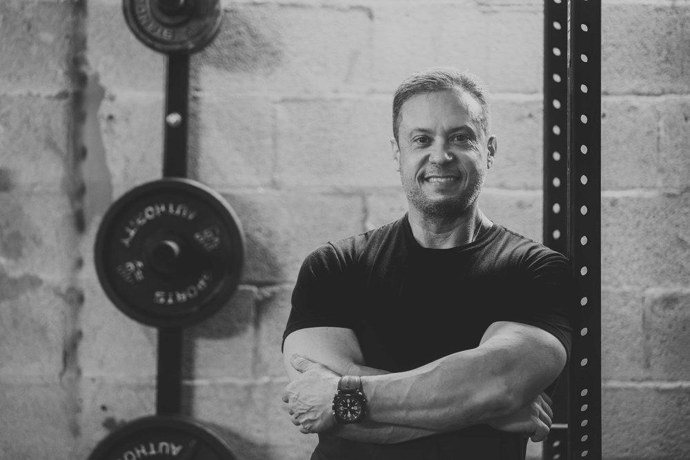 About us u2014 garage gym