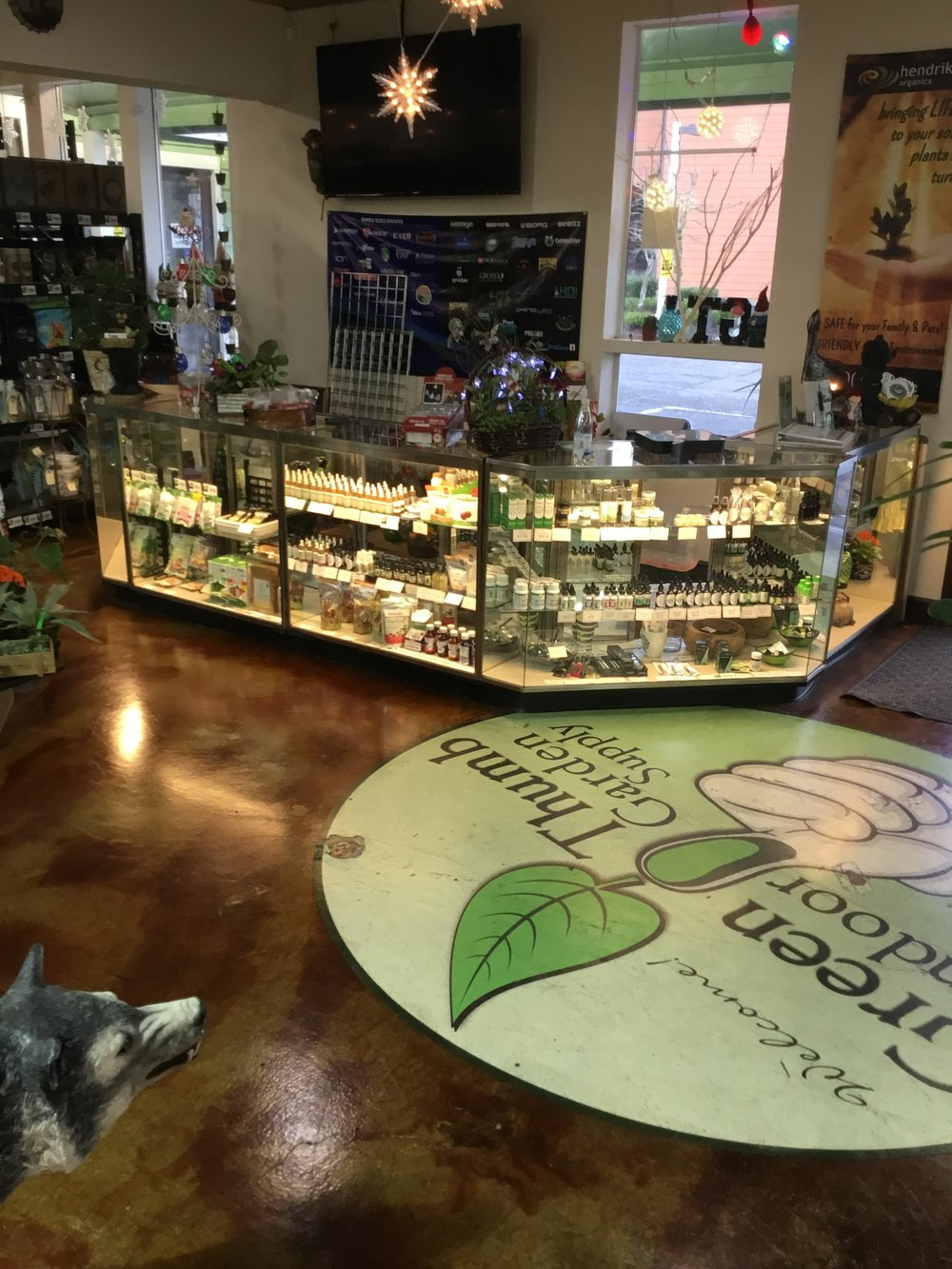 CBD - Knowledgeable staff to answer your questions. A broad selection to meet your needs.