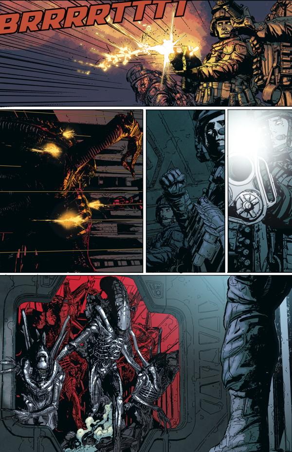 (Art by Tristan Jones/ Dark Horse Comics )